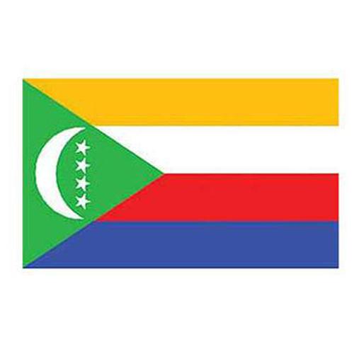 Flag-Comoros