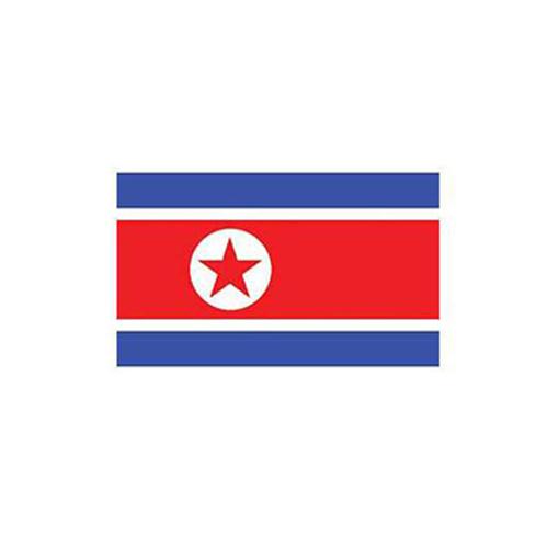 Flag-Korea North