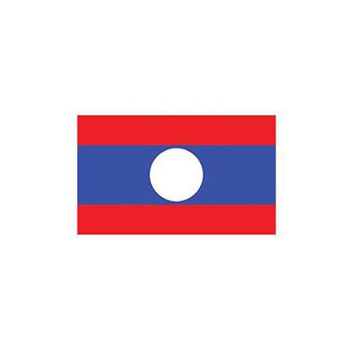 Flag-Laos