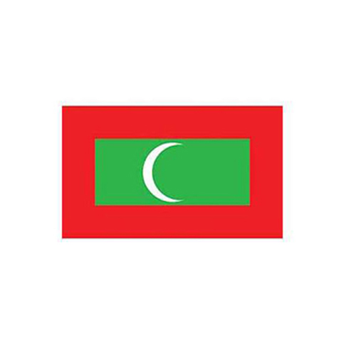 Flag-Maldives