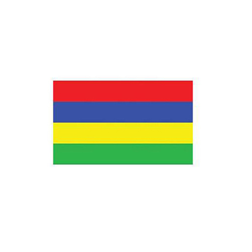 Flag-Mauritius