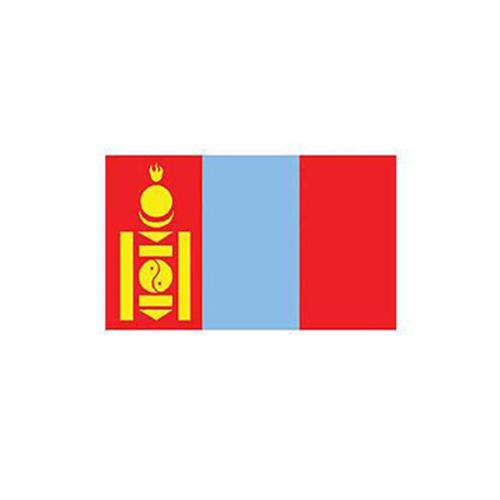 Flag-Mongolia