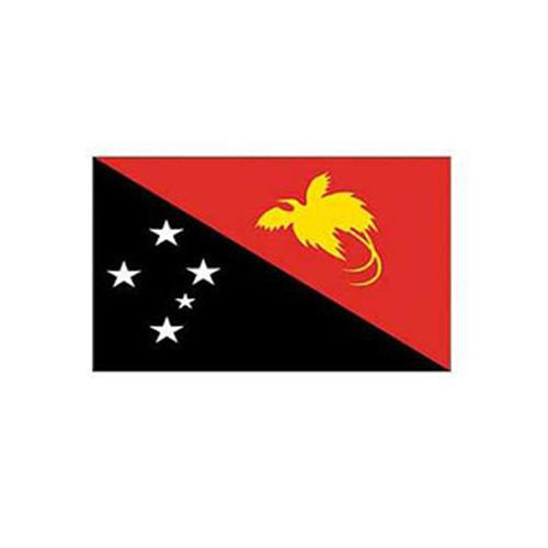 Flag-New Guinea Paupa