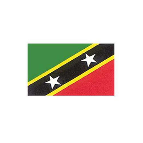 Flag-St Christ Nev And Kitts