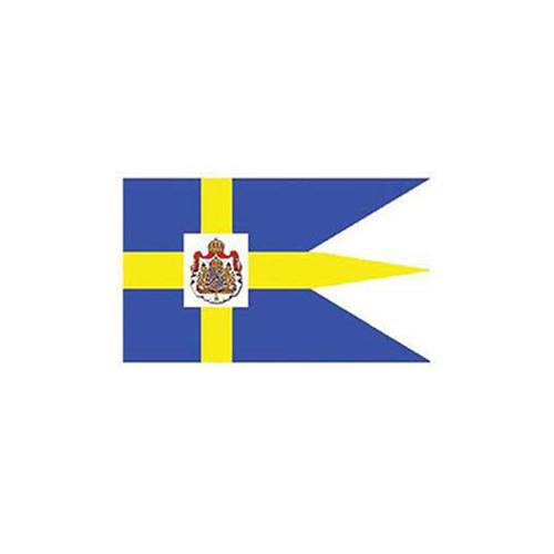 Flag-Sweden Royal