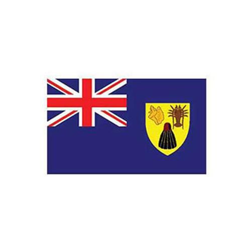Flag-Turks Caicos