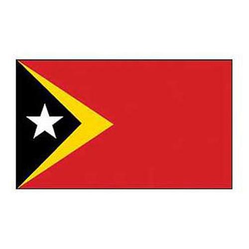 Flag-East Timor