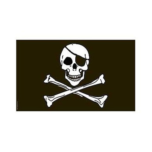 Flag 3ftx5ft Pirate Jolly Rogers