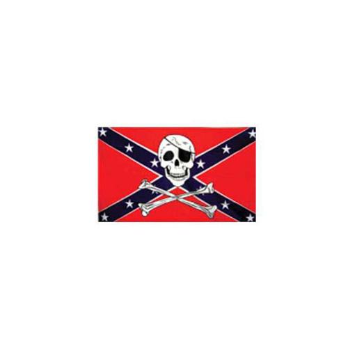 Flag-Rebel Pirate
