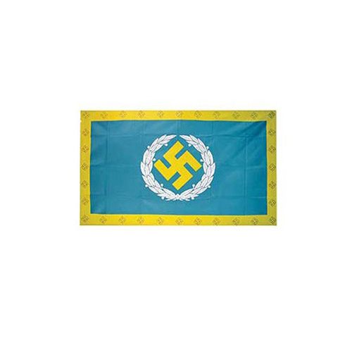 Flag 3ftx5ft WWII Germ Blue Ruck