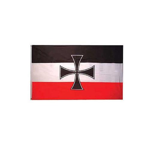 Flag 3ftx5ft Germ WWI Jack