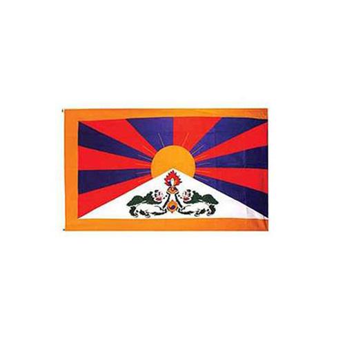 Flag-Tibet