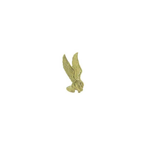 Right 1st Aviation Army 1 Inch Gold Hawk Patch