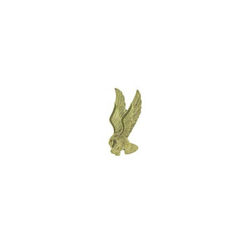 Left 1st Aviation Army 1 Inch Gold Hawk Patch