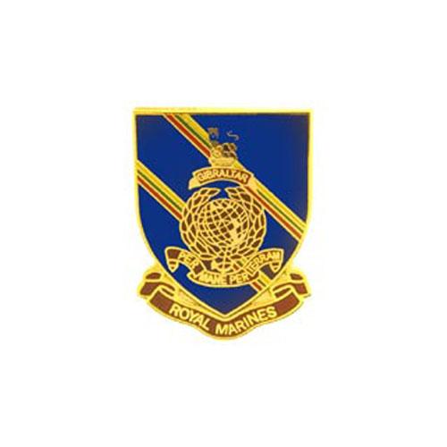 1 Inch British Royal Marines Pin