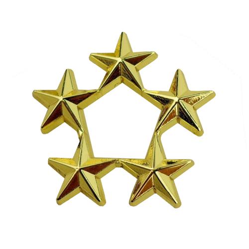 Rank Army General Star D5
