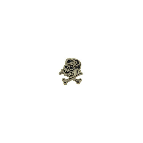 Pin Germ SS Skull And Bones