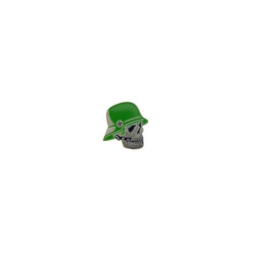 Pin Germ Skull Naz Helmet