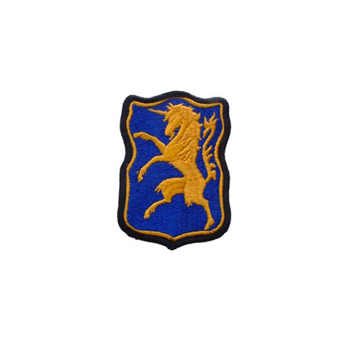 Patch Army 006th Acr 3 Inch