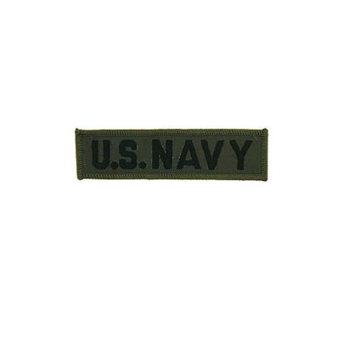 US Navy Tab Subduded Patch