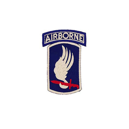 Patch Army 173rd A/B Bde. With Tab