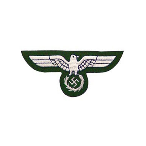Patch Wwii Germ Army Eagl 4 Inch