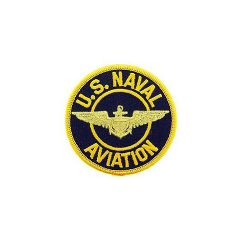 US Navy Aviation 3 Inch Patch