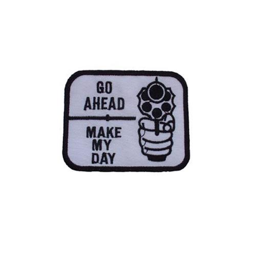 Patch Gun Go Ahead Make