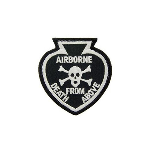 Patch Army A B Death From