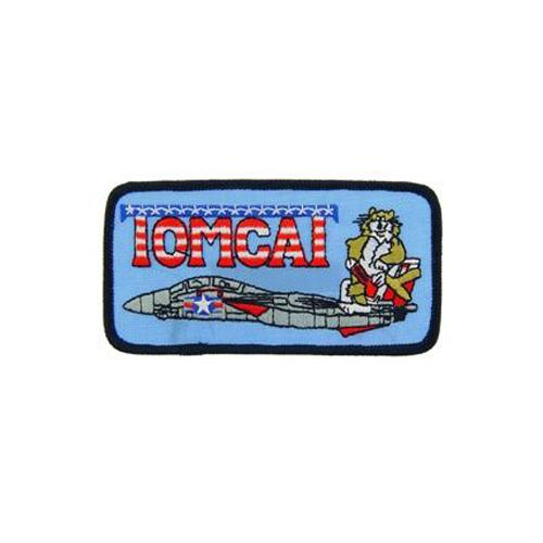 Usn Tomcat Jet 3 Inch Patch