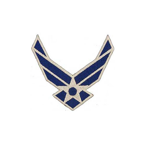 Patch USAF Logo Wings
