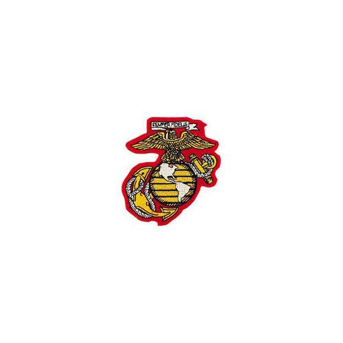 Patch USMC Ega 03a White Yellow