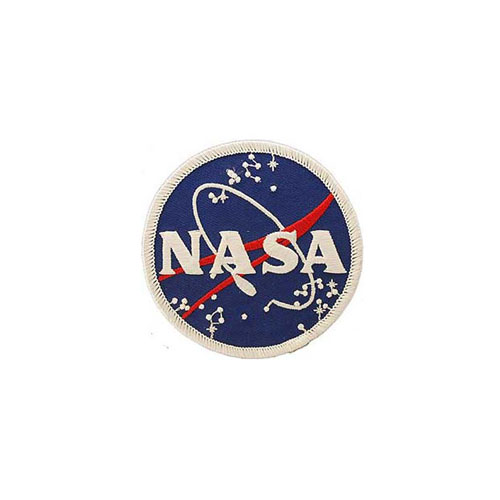 Patch Space NASA
