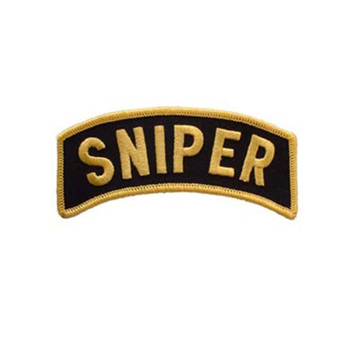 Patch Army Tab Sniper