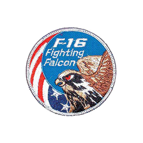 3 Inch USAF F-16 Fighting Falcon Patch
