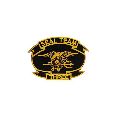 Patch Usn Seal Team 03
