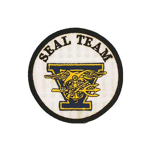 3 Inch USN Seal Team 05 Patch
