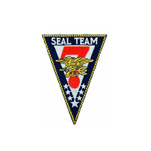 Patch Usn Seal Team 07