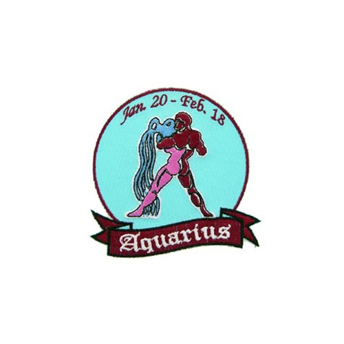 PATCH-SIGN,AQUARIUS