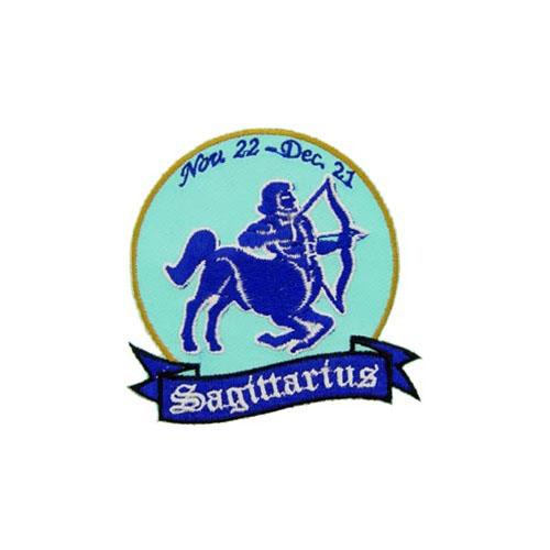 PATCH-SIGN,SAGITTARIUS