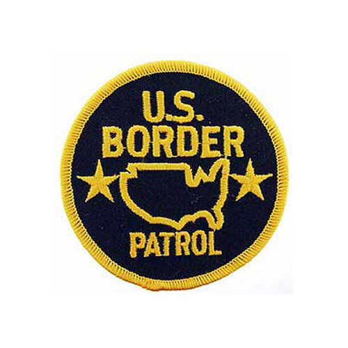 Patch POL US Border Patrl