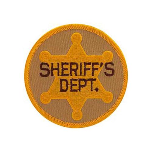 Patch POL Sheriff DEPT