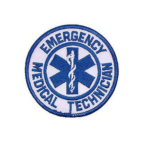 Patch EMT Logo