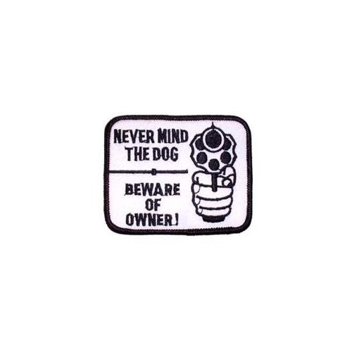 Never Mind The Gun Patch