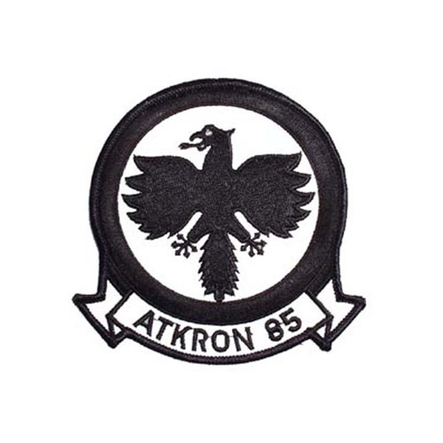 Patch USN Atkron 85