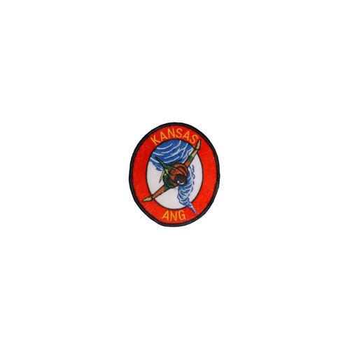 Patch Usaf Kansas Ang