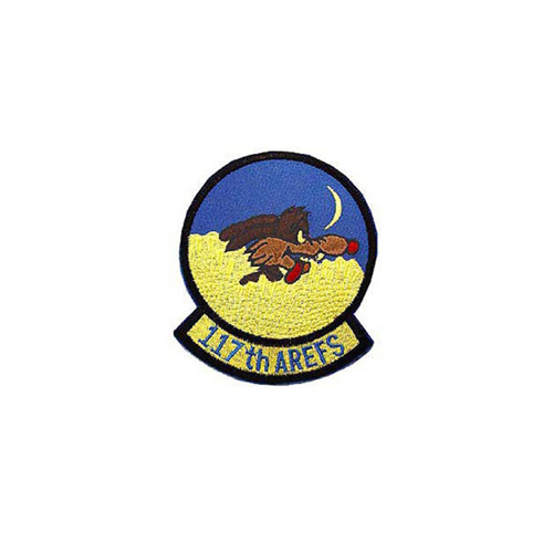 Patch Usaf 117th Arefs