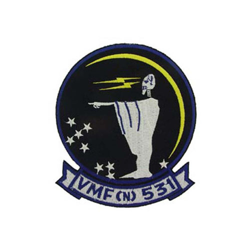Patch USMC VMF N 531