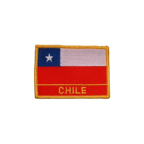 Patch-Chile Rectangle