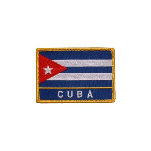 Patch-Cuba Rectangle
